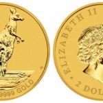 2012 Mini Roo Available from the Perth Mint