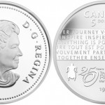 "Rick Hansen ""Man in Motion"" Honored on New Coin"