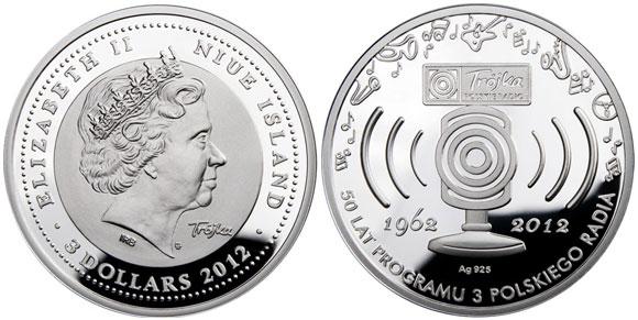 Troika Radio Coin