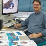 Perth Mint Designer Wade Robinson