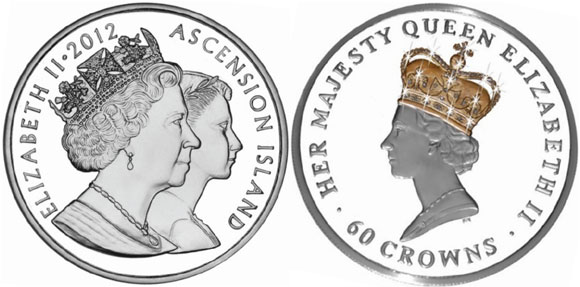 Ascension Island Diamond Jubilee
