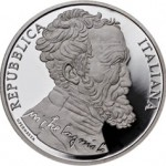 Italian Coin Features Michelangelo for 2012 Europa Series