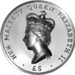 Ascension Island Diamond Jubilee Coin Features Highest Relief Ever Produced