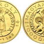 """Gold Florins of Medieval Hungary"" Coin Series Launched"