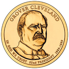 Grover Cleveland Dollar