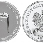 150th Anniversary of National Museum of Warsaw 10 Zlotych Silver Coin