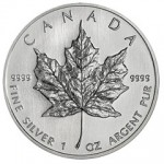 Royal Canadian Mint Bullion and Refinery Revenue Declines 24% in First Quarter
