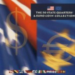 The 50 State Quarters & Euro Coin Collection Captures History