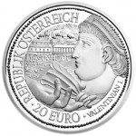 "Final ""Rome on the Danube"" Coin Issued"