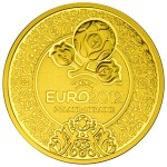 Poland Issues Coins for UEFA Football Championship