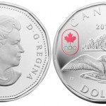 "Canadian ""Lucky Loonie"" Struck for London-Bound Olympians"