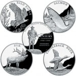 2003 National Wildlife Refuge System Centennial Silver Medals