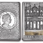 Isle of Man Coin Marks 200th Anniversary of the Re-Discovery of Petra