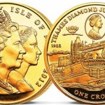 Isle of Man Thames Diamond Jubilee Pageant Coin