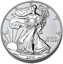 San Francisco Silver Eagle