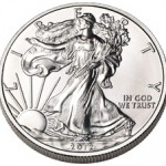 2012 American Silver Eagle