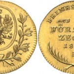 Ducat Made of Gold from the Mine of Goldkronach Reaches 160,000 EUR