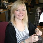 Interview with Claire Aldridge, Designer of the Royal Mint Olympic Countdown Series