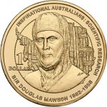 Sir Douglas Mawson Featured on Australian $1 Coin