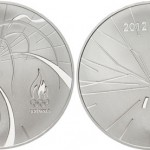 Estonia Launches 2012 Olympics 12 Euro Silver Coin
