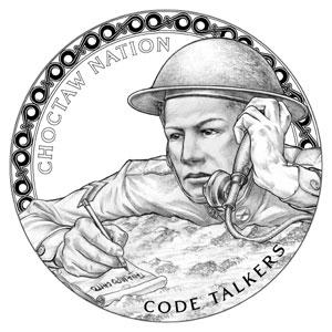Code Talkers Medals