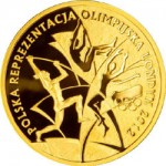 Polish Gold and Silver Coins for London 2012 Olympics