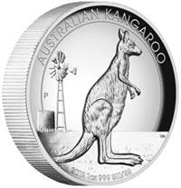 High Relief Kangaroo