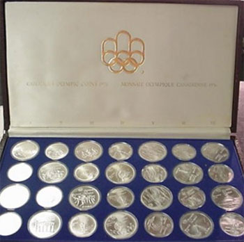 Olympic Coins Coin Update