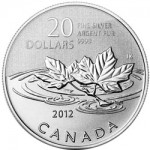 Royal Canadian Mint $20 Silver Coin Bids Farewell to the Penny
