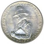 1920-1921 Pilgrim Tercentenary Half Dollar