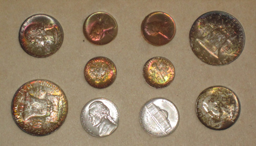Collecting A Set Of Franklin Half Dollars Coin Update