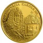 Sneak Preview of Kremnica Mint Coronation Series Karol III 100 Euro Gold Coin