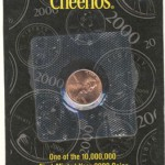 The Cheerios Promotion 2000 Lincoln Cent
