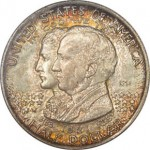 1921 Alabama Centennial Half Dollar Issued Two Years Late
