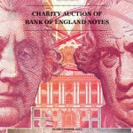 Bank of England Low Serial Number Banknotes Charity Auction