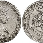 An Amazing 130,000 EUR for a Quadruple Thaler of Christian V of Norway