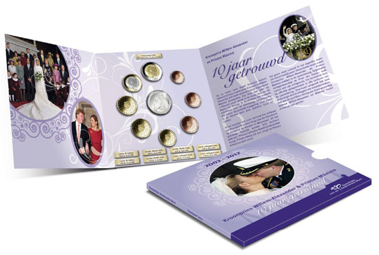 Netherlands 2012 Uncirculated Year Set