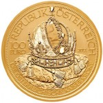Final Release of Crowns of the House of Habsburg Gold Coin Series