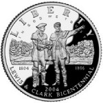 2004 Lewis and Clark Coin and Pouch Set