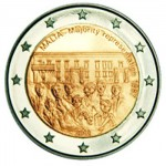 Malta €2 Commemorative Coin Highlights Majority Representation
