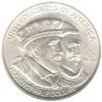 1924 Huguenot-Walloon Tercentenary Half Dollar