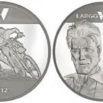 Comic Book Hero Largo Winch Featured on Monnaie de Paris Coins