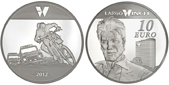 Largo Winch Coin