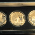 1994 U.S. Veterans Commemorative Silver Dollar Set