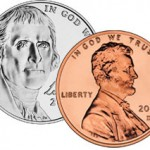 Cost to Make Penny and Nickel Declines But Still Double Face Value
