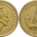 Final Coin in Danish Ships Coin Series Features Fishing Vessel