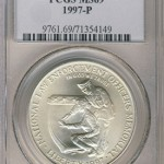 Lowest Mintage Modern Commemorative Silver Dollars
