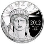 US Mint FY 2012 Numismatic Revenue Falls on Lower Gold and Platinum Sales