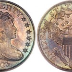 1803 Proof Silver Dollar or Novodel Realizes $851,875