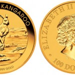 2013 Gold Kangaroo